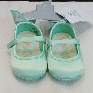 Disney Green Tinkerbell Shoes
